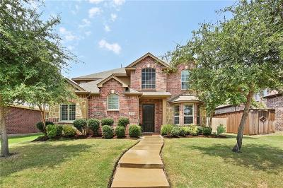 Frisco Single Family Home Active Option Contract: 9769 Planters Row Drive