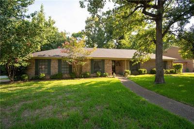 Tyler Single Family Home For Sale: 1117 Larkspur Lane