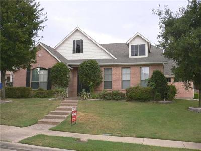 Carrollton Single Family Home For Sale: 2636 Creekway Drive