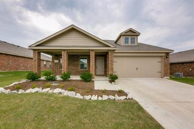 Seagoville Single Family Home For Sale: 2913 Lismore Drive