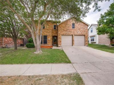 Forney Single Family Home For Sale: 124 Lightning Trail