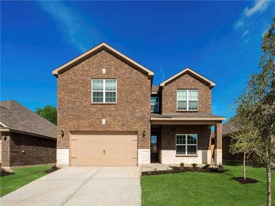 Denton Single Family Home For Sale: 4712 Merchant Trail
