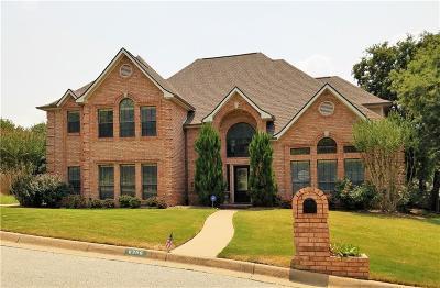 Arlington Single Family Home For Sale: 6306 Tiffany Oaks Lane