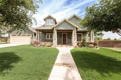Grapevine Single Family Home For Sale: 531 Austin Street