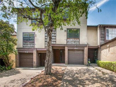 Condo Active Option Contract: 7414 Fair Oaks Avenue #A5a