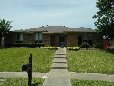 Carrollton  Residential Lease For Lease: 2203 Timberwood