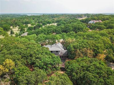 Flower Mound Single Family Home Active Option Contract: 7480 Lost Creek