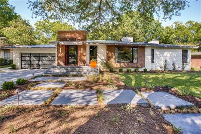 Fort Worth Single Family Home Active Kick Out: 3636 Manderly Place