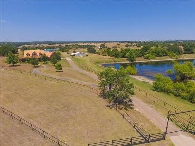 Granbury Single Family Home Active Option Contract: 2200 Beau West Court