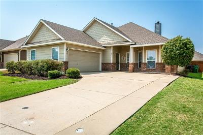 McKinney Single Family Home Active Option Contract: 9404 Log Run Court