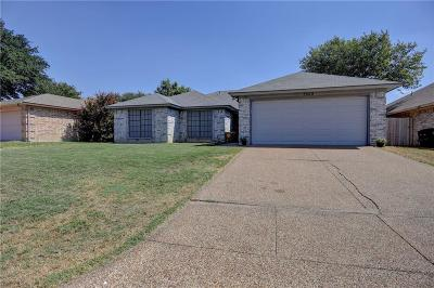 Fort Worth Single Family Home Active Contingent: 7929 Val Verde Drive