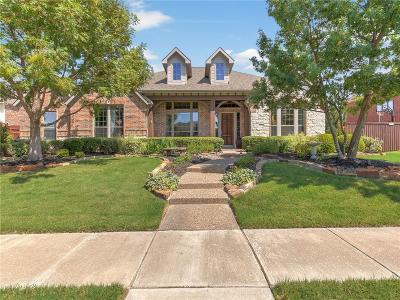Frisco Single Family Home Active Contingent: 11646 Bent Creek Trail