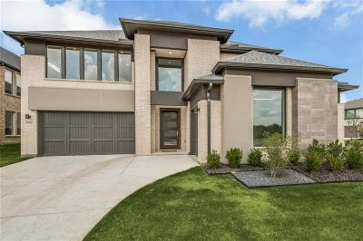 Frisco Single Family Home For Sale: 3787 Crab Creek Drive
