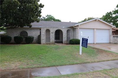 Edgecliff Village Single Family Home Active Option Contract: 1421 Lamplighter Lane