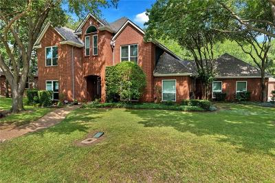 Lewisville Single Family Home For Sale: 2031 Wanderlust Drive