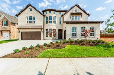 Frisco Single Family Home For Sale: 13042 Caterpillar Drive