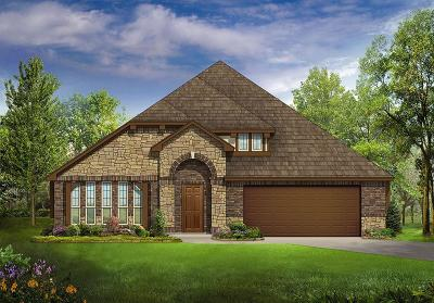 Melissa Single Family Home For Sale: 3210 Timberline Drive