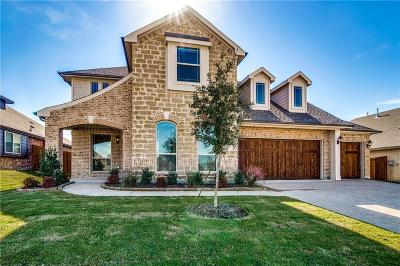 Melissa Single Family Home For Sale: 3212 Timberline Drive