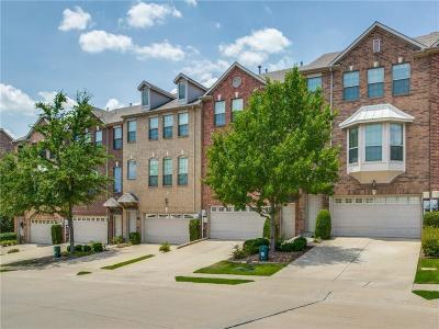 Lewisville Townhouse For Sale: 2524 Chambers Drive