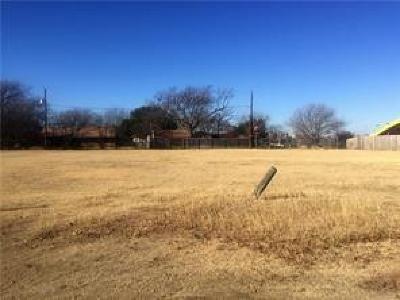 White Settlement Residential Lots & Land For Sale: 225 N Judd Street