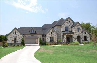 Keller Single Family Home For Sale: 1560 Florence Road