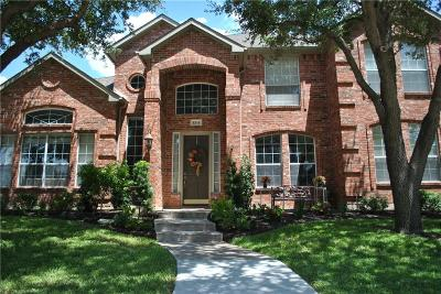 Carrollton Single Family Home For Sale: 3212 Wilderness Way