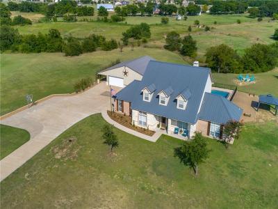 Gunter Single Family Home For Sale: 752 Jc Maples Road