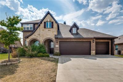 Burleson Single Family Home For Sale: 805 Graham Drive