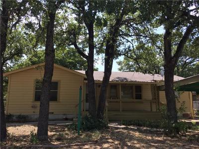 Eastland Single Family Home Active Option Contract: 307 S Virginia