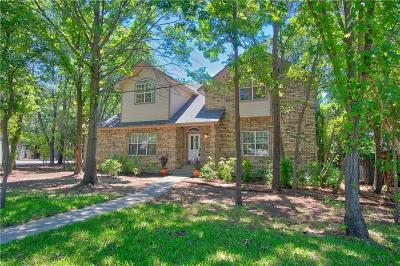 Denton Single Family Home For Sale: 1112 Chapel Drive