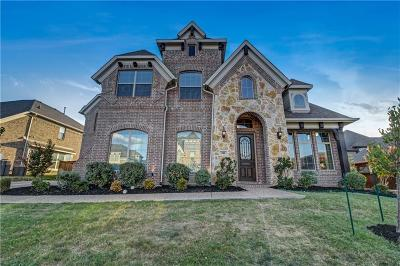 Keller Single Family Home Active Option Contract: 316 Rawhide Path