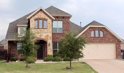 Wylie Single Family Home For Sale: 2204 Lakeridge Lane