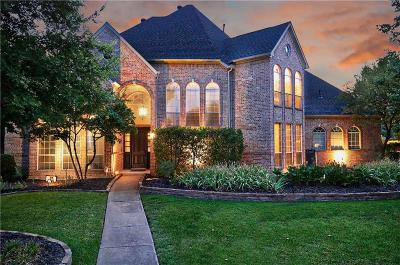 Southlake Single Family Home Active Kick Out: 802 Westminster Way