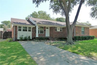 Richardson  Residential Lease For Lease: 742 Dumont Drive