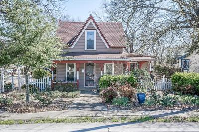 Van Alstyne Single Family Home For Sale: 205 W Stephens