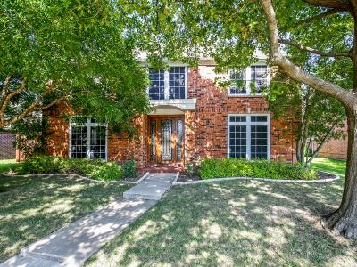 Plano Single Family Home Active Option Contract: 6540 Grovewood Drive