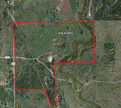 Mills County Farm & Ranch For Sale: 115 County Road 330
