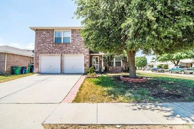 Mckinney Single Family Home Active Option Contract: 2613 Hidden Valley Drive