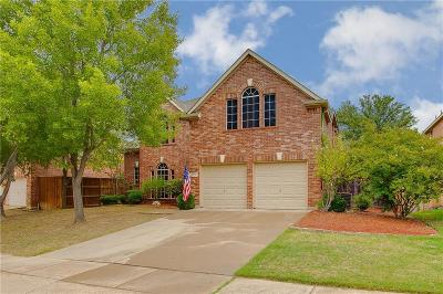 Coppell Single Family Home For Sale: 610 Westminster Court