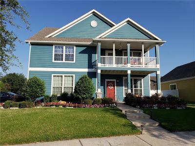 Providence Village Single Family Home For Sale: 1001 Providence Boulevard