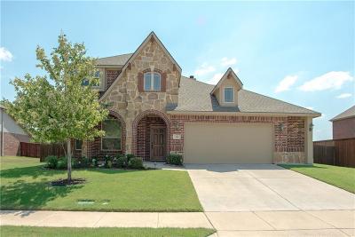 Lavon Single Family Home For Sale: 318 Burnett Drive