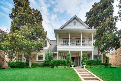 Rowlett Single Family Home For Sale: 3001 Faulkner Drive