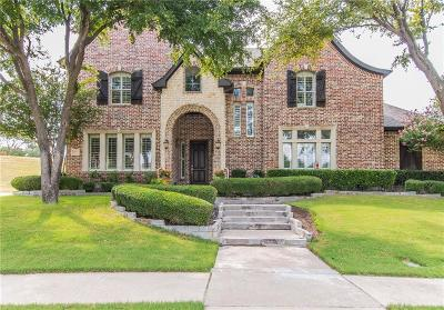 McKinney Single Family Home For Sale: 6921 Shoreview Drive