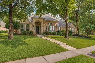 Corinth Single Family Home For Sale: 2100 Oakhollow Court