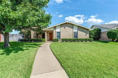 Carrollton Single Family Home Active Option Contract: 3365 Sam Rayburn Run