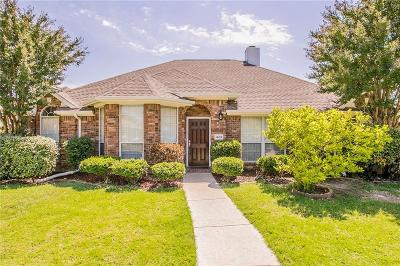 Allen TX Single Family Home For Sale: $350,000