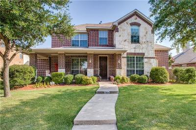 Rowlett Single Family Home For Sale: 7906 Westover Drive
