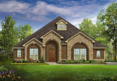 Melissa Single Family Home For Sale: 3203 Creekhaven Drive