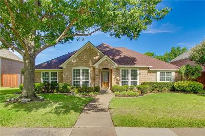 Carrollton Single Family Home For Sale: 4003 Crestwood Drive