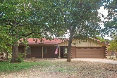 Mansfield Single Family Home Active Option Contract: 7940 Dick Price Road